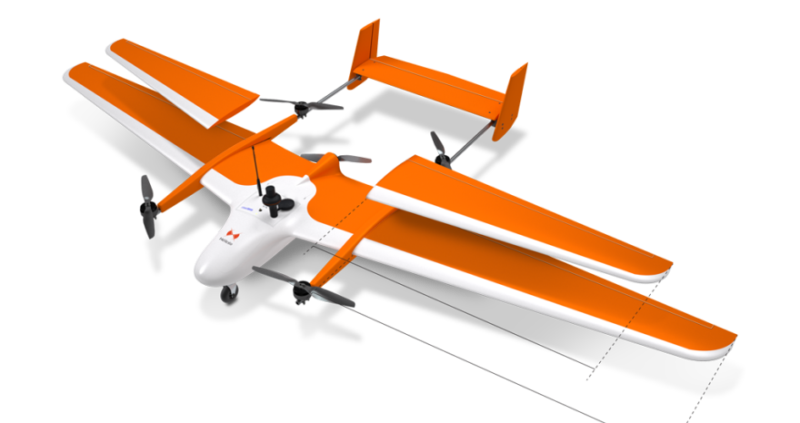heliceo-FoxyPro-drone