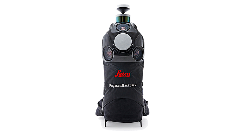 Leica Pegasus Backpack