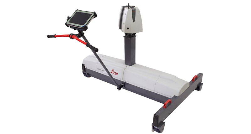 SiTrackOne by Leica Geosystems