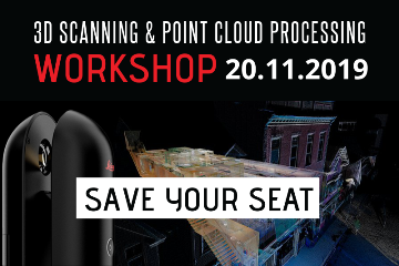 3D Scanning workshop 20.11.2019