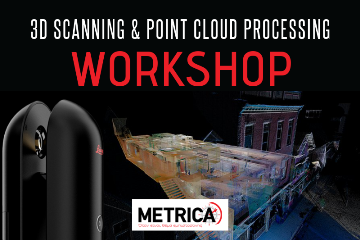 3D Scanning workshop