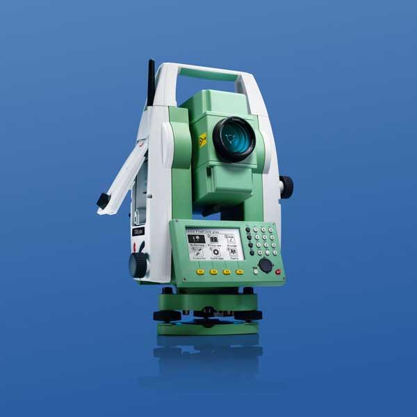 Ενοικίαση δέκτη γεωδαιτικού σταθμού Leica Geosystems