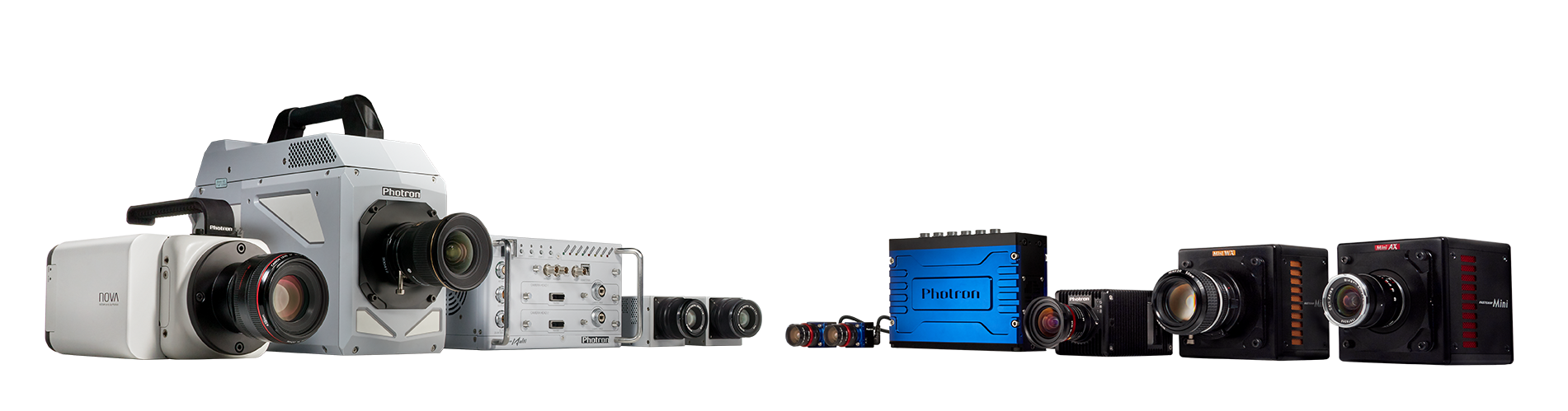 Fast Cameras by Photron